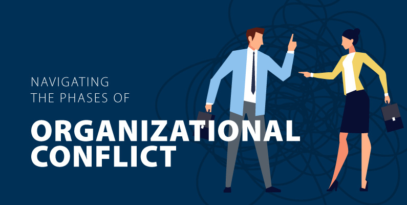 Phases of Organizational Conflict